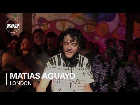 Matias Aguayo Boiler Room London DJ Set Mp3