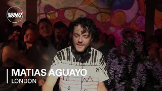 Matias Aguayo Boiler Room London DJ Set
