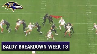 Baldy Breakdown: Lamar Jackson Too Much to Stop