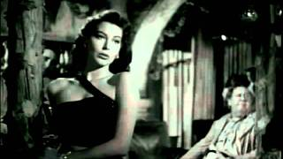 Eileen Wilson (dubbing for Ava Gardner) ∽ SITUATION WANTED ∽ The Bribe ∽ 1949