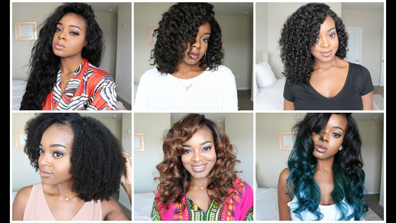 My Top 5 Favorite Aliexpress Hair Companies Ify Yvonne Youtube