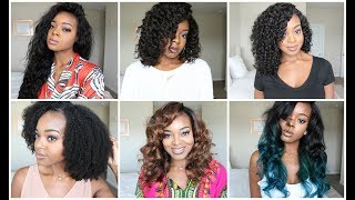 MY TOP 5 FAVORITE ALIEXPRESS HAIR COMPANIES!!! - Ify Yvonne