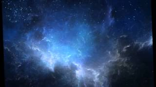 Space trip into universe | HD 1080p | Music Video