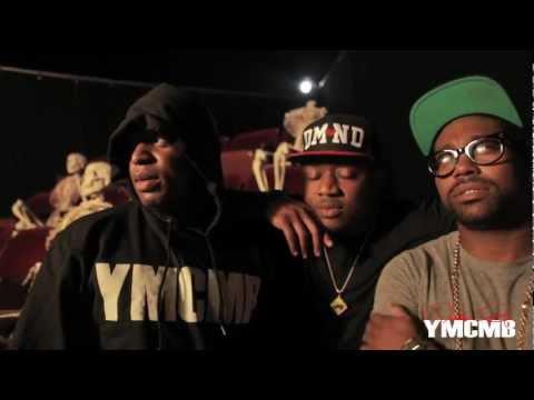 Behind The Scenes Of Lil Wayne - My Homies Still ft. Big Sean