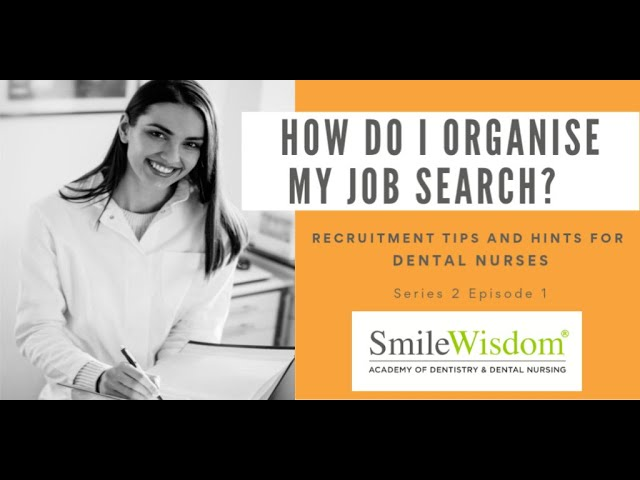 S2E1: How to organise your job search?