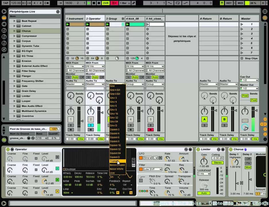 how to play sfz in ableton