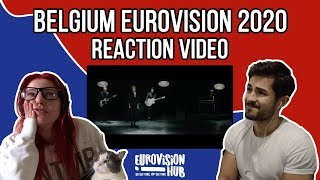 Belgium | Eurovision 2020 Reaction | Hooverphonic - Release me