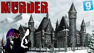 GHOST OF THE WINTER CASTLE! - (Murder #11)