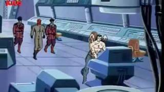 Spider-Man Episode 62 The Gauntlet Of The Red Skull Part 1