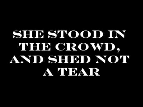 Johnny Cash- Long Black Veil lyrics