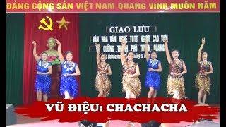 Vũ điệu Chachacha - CLB Dưỡng sinh Khu: Hoà đình - Phường Võ cường - TP.Bắc ninh