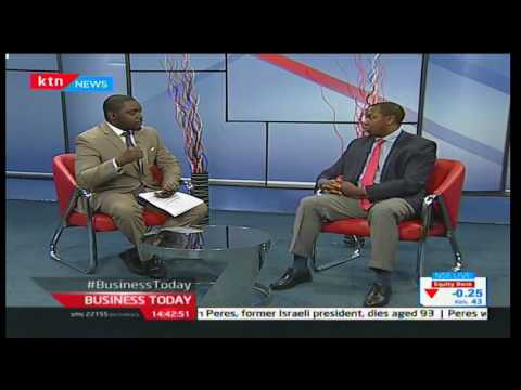Business Today 29th September 2015 - -[Part 5]  - Kenya Film Industry