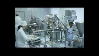 Производство пельменей. Пельменный аппарат.(Сигнал-Пак www.signal-pack.com производство упаковочного и технологического оборудования 620050, Екатеринбург,..., 2013-02-08T09:42:39.000Z)
