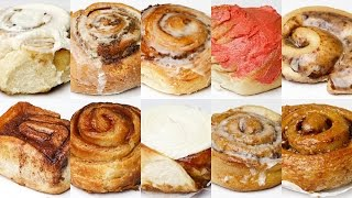 SLO County cinnamon roll taste test