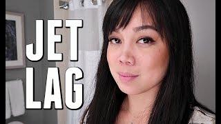 JET LAG IN FULL EFFECT - October 11, 2017 -  ItsJudysLife Vlogs