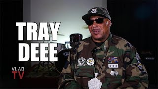 Tray Deee: I Would Consider Rakim, Not Eminem, The King of Rap (Part 11)