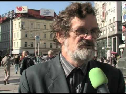 Josip Pečarić - I ja sam za Tuđmana - YouTube