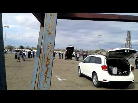 Odessa car show