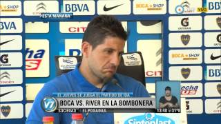 Visión 7 - Copa Sudamericana: Superclásico de ida en La Bombonera (1 de 2)