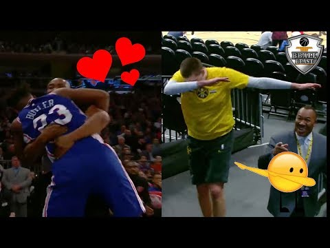 NBA 'LOL' Moments Part 7