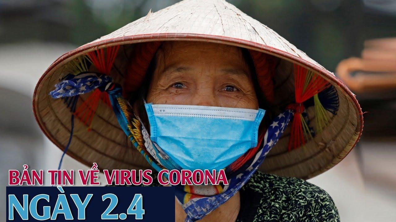 Việt Nam thêm 5 ca | Toàn cầu gần 1 triệu ca | Gia đình 4 người mắc bệnh | Bản tin virus corona 2.4