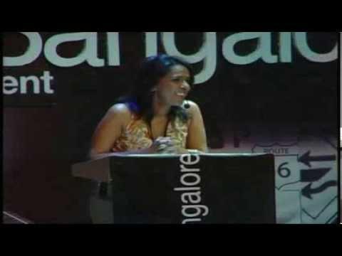 Road less traveled: Mahalakshmi Iyer at TEDxSIBMBangalore