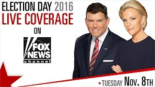 Fox News Channel Has Cant-Miss Coverage on Election Day 2016