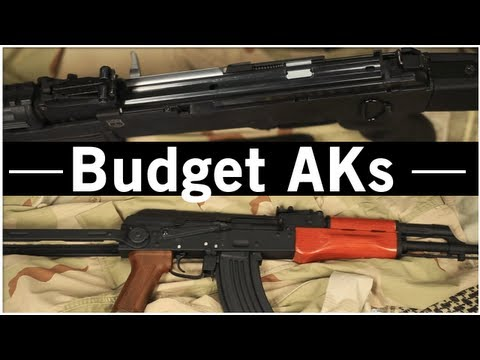 Airsoft GI - $150 AKs! Zero to 150$ Budget Aks Ready to Get Out and Play!
