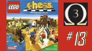 Lego Chess Episode 13 - King of the Castle