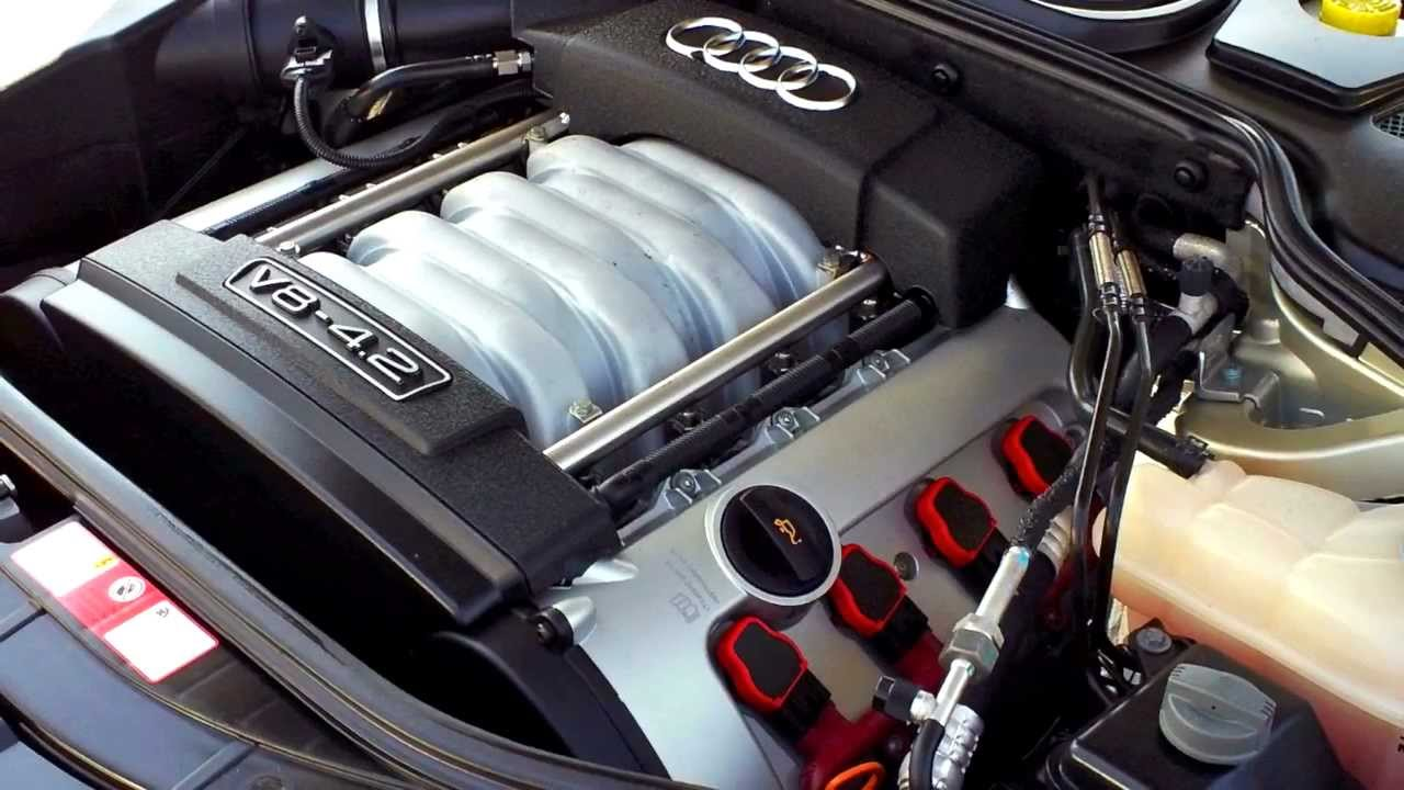 Audi A Quattro Start Up Quick Tour Rev K YouTube - 2006 audi a8