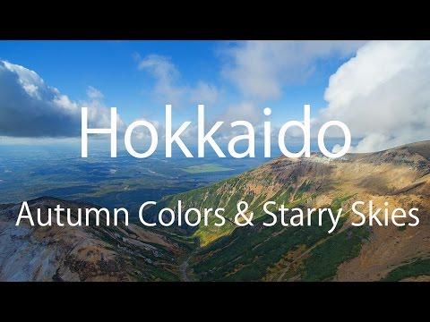 LEAP | Hokkaido - Autumn Colors & Starry Skies