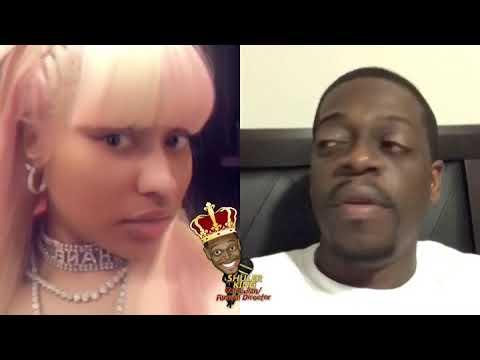 Shuler King - Nicki Minaj's New Man Has Her Name Tatted On His Neck!!! Mp3