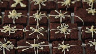 Mocha Shortbreads Recipe Demonstration - Joyofbaking.com