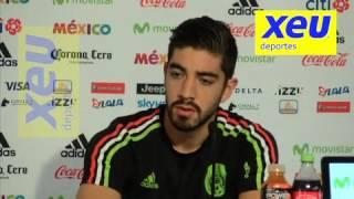 Pizarro habla de Lozano al PSV y del Tri en Copa Oro