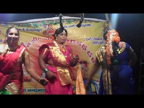 Tirupatamma talli burra katha by t v brahmam 9949619594