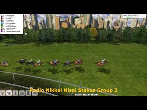 Season 3 FR WK13 R9 Radio Nikkei Nisai Stakes Group 3