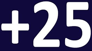 ПОЛНЫЙ УРОК 25 - ПРАКТИКА и УПРАЖНЕНИЯ. ГРАММАТИКА АНГЛИЙСКОГО ЯЗЫКА С НУЛЯ. АНГЛИЙСКИЙ ЯЗЫК. УРОКИ