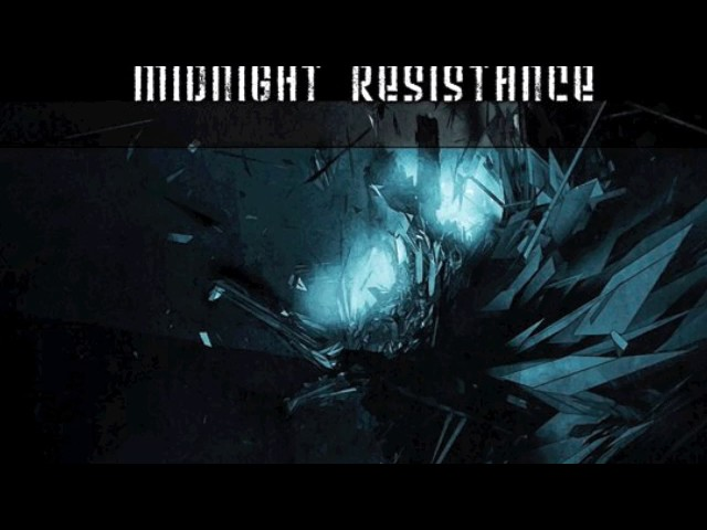 Midnight Resistance - Sheltering Skies