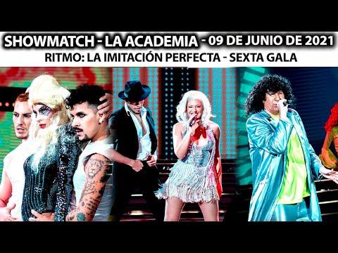 Showmatch - Programa 09/06/21 - Cucho Parisi, Barby Franco y Angela Leiva - SENTENCIA EN SUSPENSO