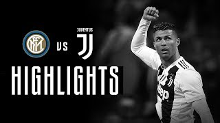 HIGHLIGHTS: Inter Milan vs Juventus - 1-1 - Ronaldo's 600th career club goal earns draw