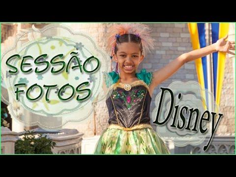 SESSÃO FOTOS DISNEY Disney Magic Kingdom - session photos