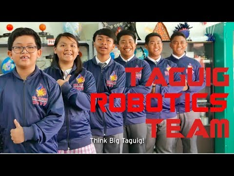 Taguig Robotics Team