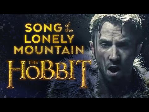 Song of The Lonely Mountain - Peter Hollens