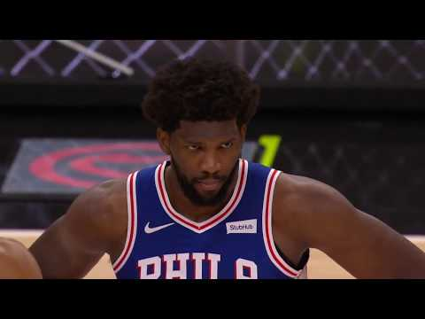Atlanta Hawks Vs Philadelphia 76ers | October 28,2019