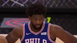 Atlanta Hawks vs Philadelphia 76ers | October 28,2019