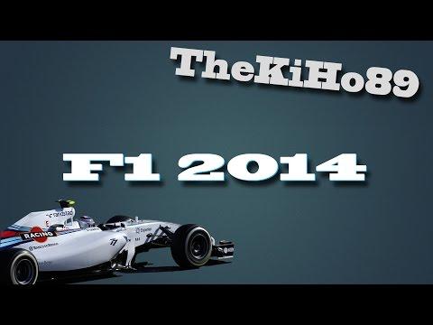 """F1 2014: Ura """"Spa"""""""