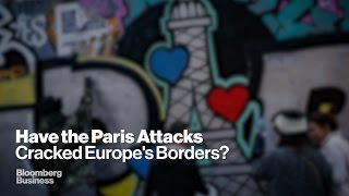 Have Paris Attacks Doomed Europe's Open Borders?