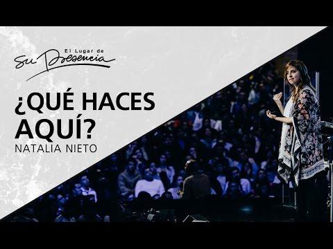 ¿Qué haces aquí? - Natalia Nieto - 29 Marzo 2017