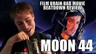 Bad Movie Beatdown: Moon 44 (REVIEW)