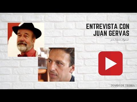 """J Gérvas """"Han hecho creer que el confinamiento de España es lo normal pero es absolutamente ano"""